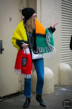 Lisa Aiken by STYLEDUMONDE Street Style Fashion Photography