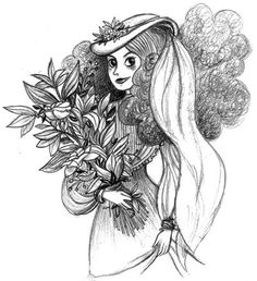 The Canterville Ghost : Virginia's wedding by Ellea-Bird