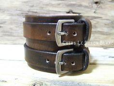 51c13aa53a34 15 meilleures images du tableau ♥ bracelets en cuir ♥   Leather ...