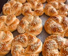 School Snacks, Bagel, Favorite Recipes, Bread, Cookies, Food, Crack Crackers, Brot, Biscuits