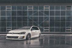 RPI Equipped's Volkswagen MK7 GTI #Volkswagen #VW #MK7 #GTI #Rotiform #RSE #Vancouver #Canada #Automotive #Car