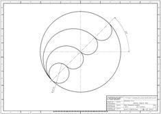 학습도면 > 2D 연습도면 > 오토캐드 연습도면 - 801 : 네이버 블로그 Drawing Practice, Line Drawing, Interesting Drawings, Technical Drawing, Free Motion Quilting, Autocad, Vector Graphics, Symbols, Scrapbook