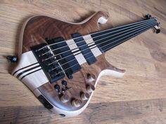 Luthman Mystic Evolution 6 MIDI Bass
