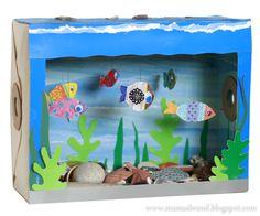 Март, самый рыбный месяц в году. Поздравляем всех наших друзей и знакомых рыбок по знаку зодиака)) И представляем вашему вниманию аквариум...