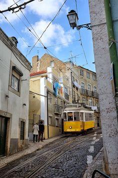 Lissabon - Fotografien - P A S T E L P I X