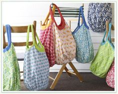 Neat market bags to make?