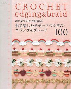 mini crochet edgings