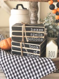 This item is unavailable Halloween Wood Crafts, Farmhouse Halloween, Diy Halloween Decorations, Halloween Themes, Fall Crafts, Halloween Crafts, Crafts To Make, Holiday Crafts, Halloween Party