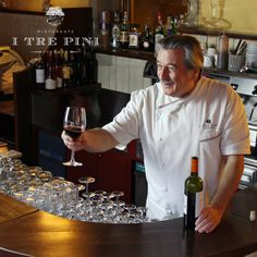 Let Chef Libero and Ristorante I Tre Pini serve you an authentic savory Tuscan experience you will not soon forget!!  Lasciate che lo Chef Libero e il Ristorante I Tre Pini vi offrano un'autentica e gustosa esperienza Toscana che non dimenticherete tanto facilmente!!!  #ChefLibero #RistoranteITrePini #TuscanCuisine