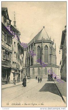 Rue de l'Eglise (2/4)