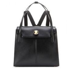 Christopher Kane - Metal Crystal leather backpack #bag #christopherkane #designer #covetme