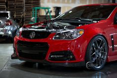ACE Alloy Flow Formed Wheels for your Chevy SS and Pontiac Here at Maverick Man Carbon we did the test fitment for these wheels with Ace Wheels specifically Maserati, Bugatti, Ferrari, Cool Sports Cars, Sport Cars, Chevy Ss Sedan, Volkswagen Golf Variant, Pontiac G8, Pontiac 2017