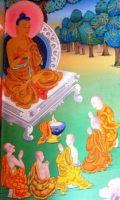 Buddhist Concepts: The Four Noble Truths - walterblog