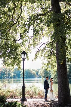 First wedding at LeFrak - prospect park is a beautiful background for your wedding day.