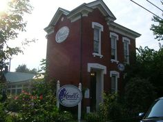 Favorite Nashville restaurant for meals with the young lads....Monell's.