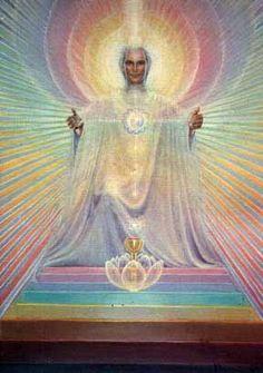 Archangel Metaatron | metatron from greek meta tron meaning beyond matrix metatron is an ...