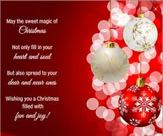Merry Christmas Wishes Beautiful Merry Christmas 2018 Wishes For Friends Family Cards Funny Christmas Wishes Messages Quotes Images For BF GF Clients Christmas Greetings For Friends, Merry Christmas Status, Merry Christmas Wishes Messages, Merry Christmas Quotes, Merry Christmas Greetings, Merry Christmas And Happy New Year, Christmas Ecards, Christmas Images, Merry Xmas