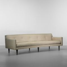 301: Gio Ponti / sofa < Important Design, 15 December 2011 < Auctions | Wright: Auctions of Art and Design