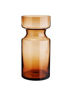 Uppsala, Amber, 18th, Vase, Vases, Ivy, Jars