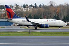 Delta Airlines -Boeing 737-700 (KATL-KLIT)