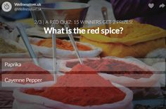 Red Spice, Cayenne Peppers, Your Turn, Digital Marketing, Spices, Stuffed Peppers, Link, Food, Spice