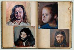 oil studies Art Forms, Concept, Oil, Illustration, Artist, Painting, Illustrations, Artists, Painting Art
