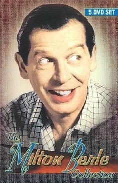 The Milton Berle collection (1953-1954) EEUU - DVD SERIES 95