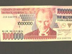 Bu eski parayı hatırlayan var mı? #1Milyon ama mesele o değil, Kriz Döneminde Para Yönetimi için 5 Formülü inceleyin.