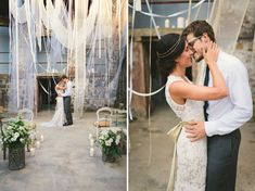 We show you 10 ways to use ribbon in your wedding. Who knew that ribbon could be so charming?