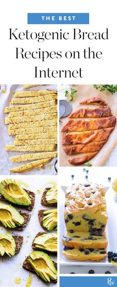 The Best Ketogenic Bread Recipes on the Internet #purewow #cooking #ketogenic #food #baking #bread