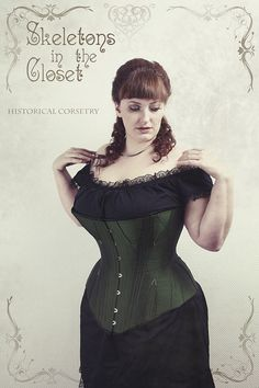 Victorian Corset by ~BlackvelvetSITC    -Really great plus size corset