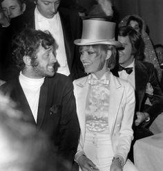 Jean Paul Belmondo & Brigitte Bardot