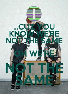 ignorance by Paramore. my fav song by them