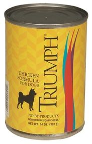 Triumph Chicken Canned Dog Food, Case of oz. ** See this great product. (This is an affiliate link and I receive a commission for the sales) Dog Food Comparison, Dog Food Recall, Dog Food Online, Premium Dog Food, Dog Food Reviews, Dog Food Container, Canned Dog Food, Dog Food Storage, Types Of Food