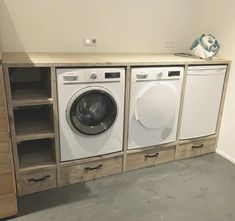 Does Home Depot Install Appliances Small Laundry Rooms, Laundry Room Storage, Laundry Room Design, Interior Design Living Room, Living Room Designs, Laundry Room Inspiration, Small Room Bedroom, Home Deco, Washing Machine