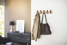 Yamazaki Home – Official Site – Wall-Mounted Coat Hanger
