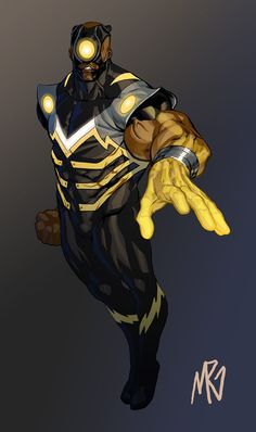 """Cyclops"" Bad Guy Coloring by RansomGetty Superhero Characters, Black Characters, Comic Book Characters, Comic Character, Comic Books Art, Character Concept, Comic Art, Character Design, Concept Art"