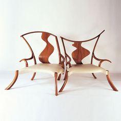 David Savage Love Chairs