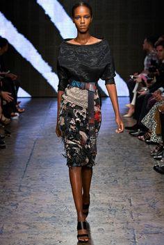 Donna Karan Lente/Zomer 2015 (13)  - Shows - Fashion
