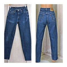 a56ee77ed29bed Vintage Levis 550 jeans 31 X 33 size 7   8