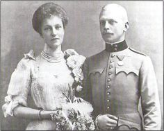 Archduchess Elisabeth 'Erzi', Otto Windisch-Graetz and their family