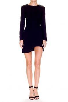 GYPSY DRESS BLACK