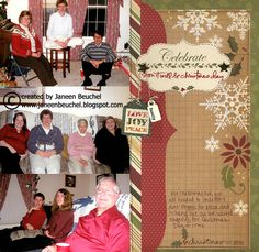 Celebrate+-+Soon+It+Will+Be+Christmas+Day - Scrapbook.com