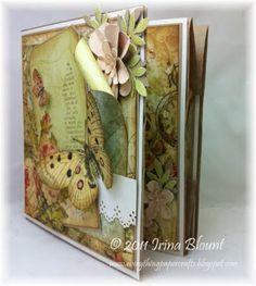 Love this Brown Paper Bag Card