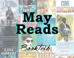 Yes, you #May read about these Top Ten May Picks! #reads #books