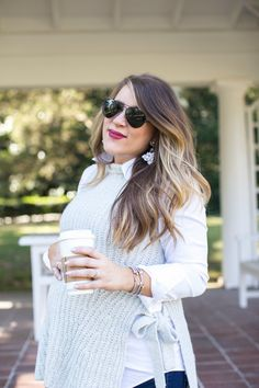 Gray Layers | Coffee Beans and Bobby Pins