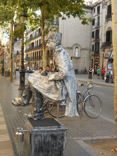 barcelona,las ramblas