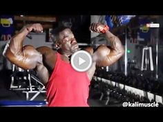Kali Muscle - How to Build Huge Biceps