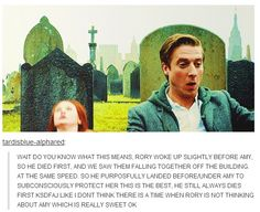 'I love that they had a couple on the show instead of just a companion.' I totally agree. Amy Pond wasn't just the hot in-love-with-the-Doctor companion. She was his family, for a change. and so was rory 11th Doctor, Rory Williams, Hello Sweetie, Amy Pond, Don't Blink, Torchwood, Geronimo, Film Serie, My Tumblr