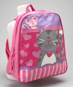 Cat Go Go Backpack